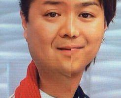 takahiroとブラマヨ小杉_比較画像